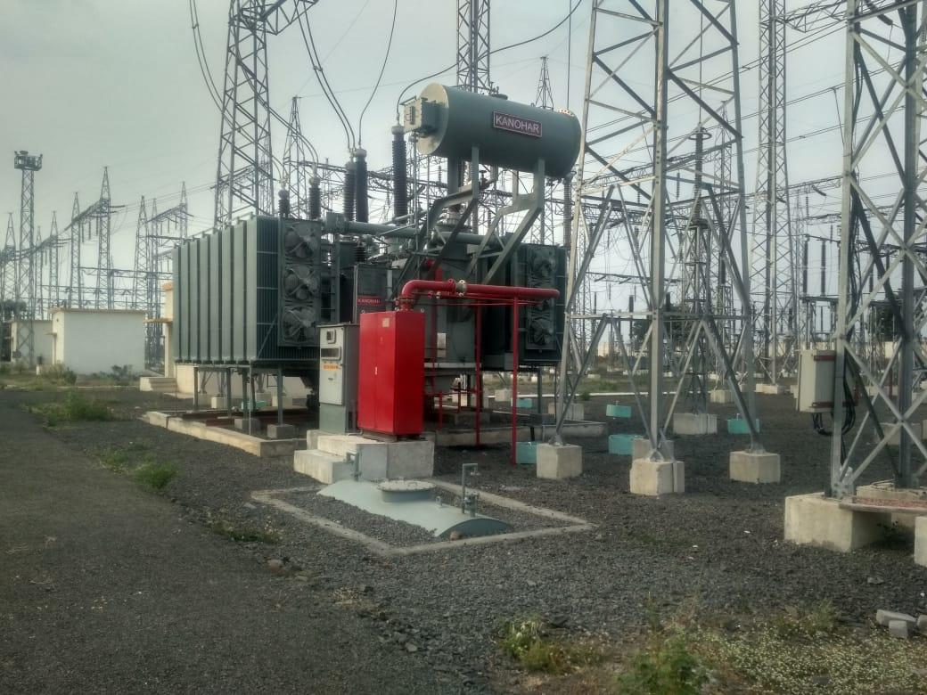 Kanohar Electricals Ltd